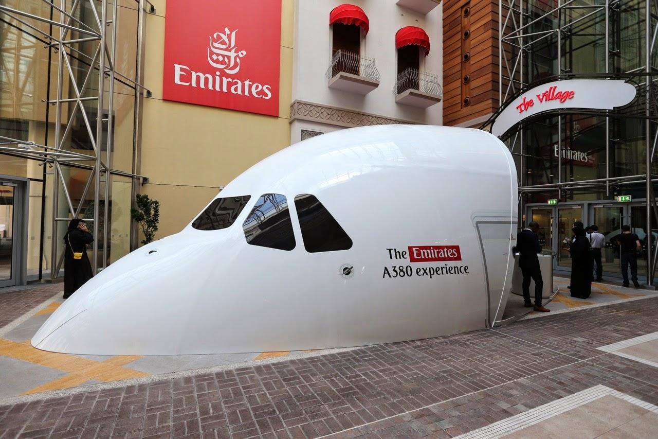 Dubai-Mall-A380-experience