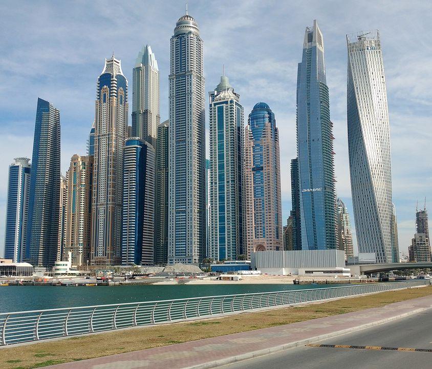 Wat te doen in Dubai - Wolkenkrabbers