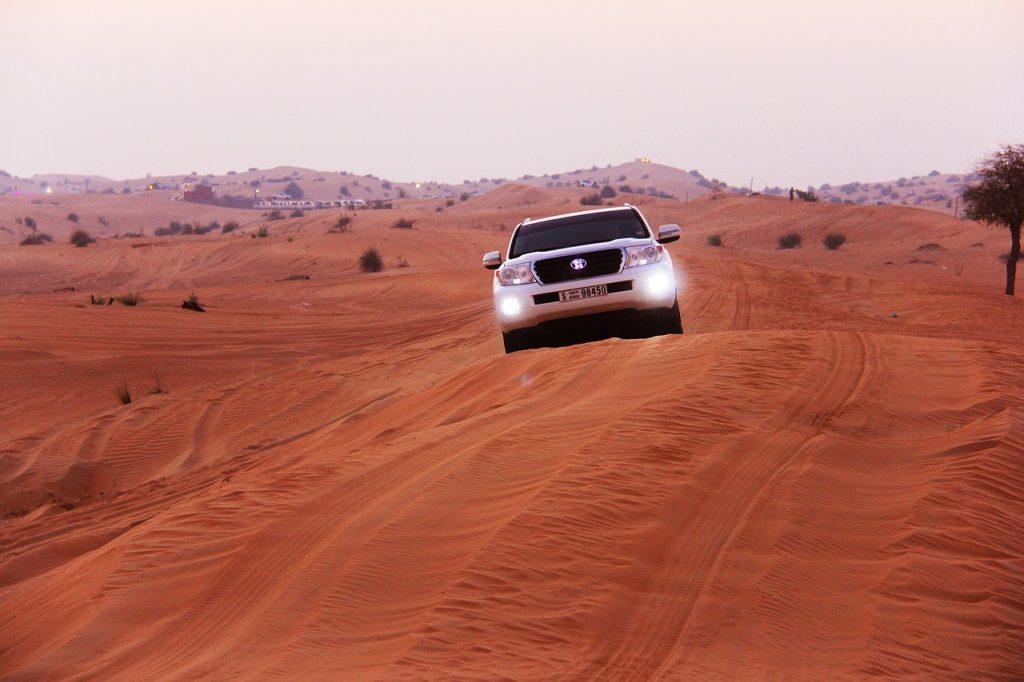 Wat te doen in Dubai woestijn
