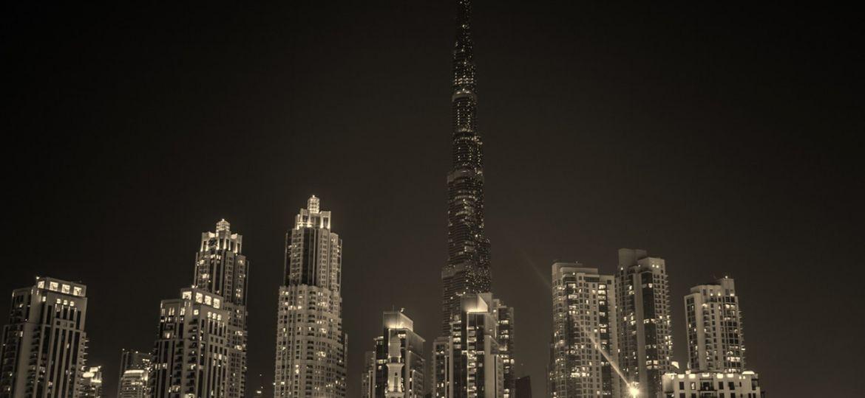 Dubai view