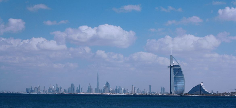 Dubai mooi oord thedubaimall