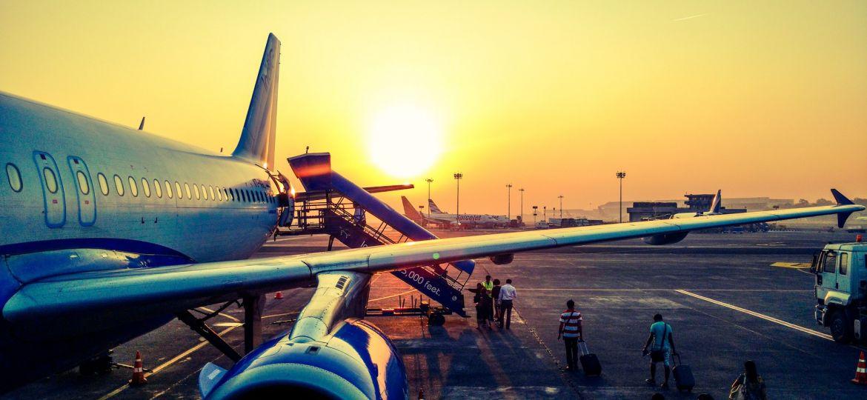 tips voor reis naar Dubai vliegtuig
