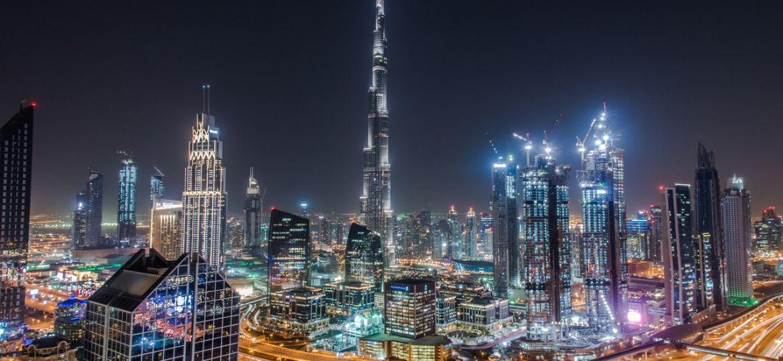 Dubai reisbestemming