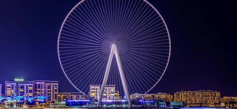 Dubai reuzenrad